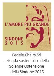 Sindone Ostensione 2015